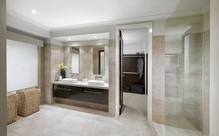 Colour of vanity sinks metricon homes melbourne in for Bathroom ideas melbourne