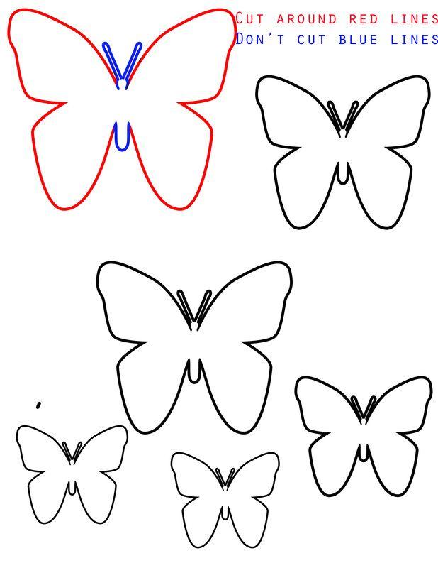 DIY Wall Art: 3D Butterflies (YouTube Tutorial)