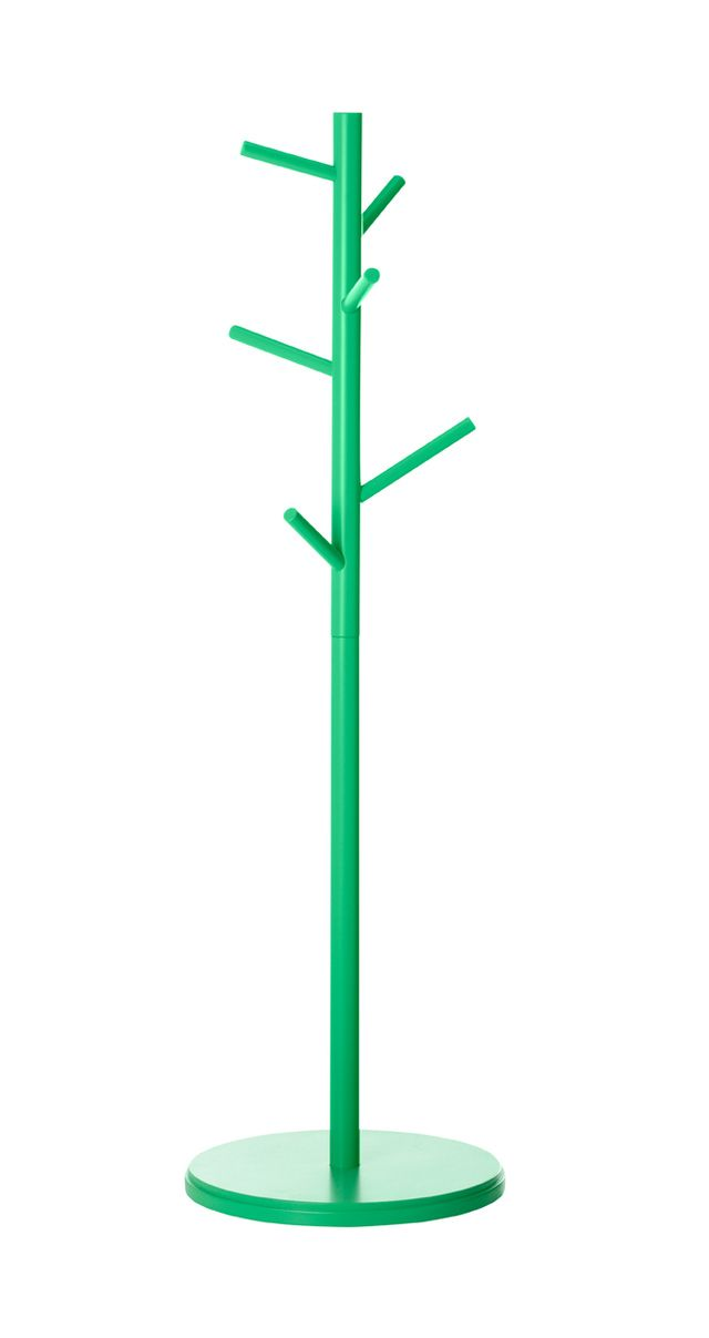 IKEA's New Line of Portable Furniture: A Tree Like Coat Rack