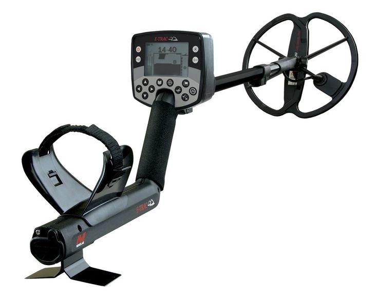 Amazon.com : Minelab Spanish E-TRAC Metal Detector : Hobbyist Metal Detectors : Garden & Outdoor