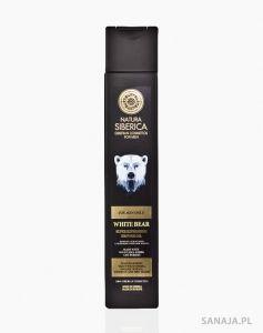 Odświeżający żel pod prysznic Biały Niedźwiedź - 250 ml