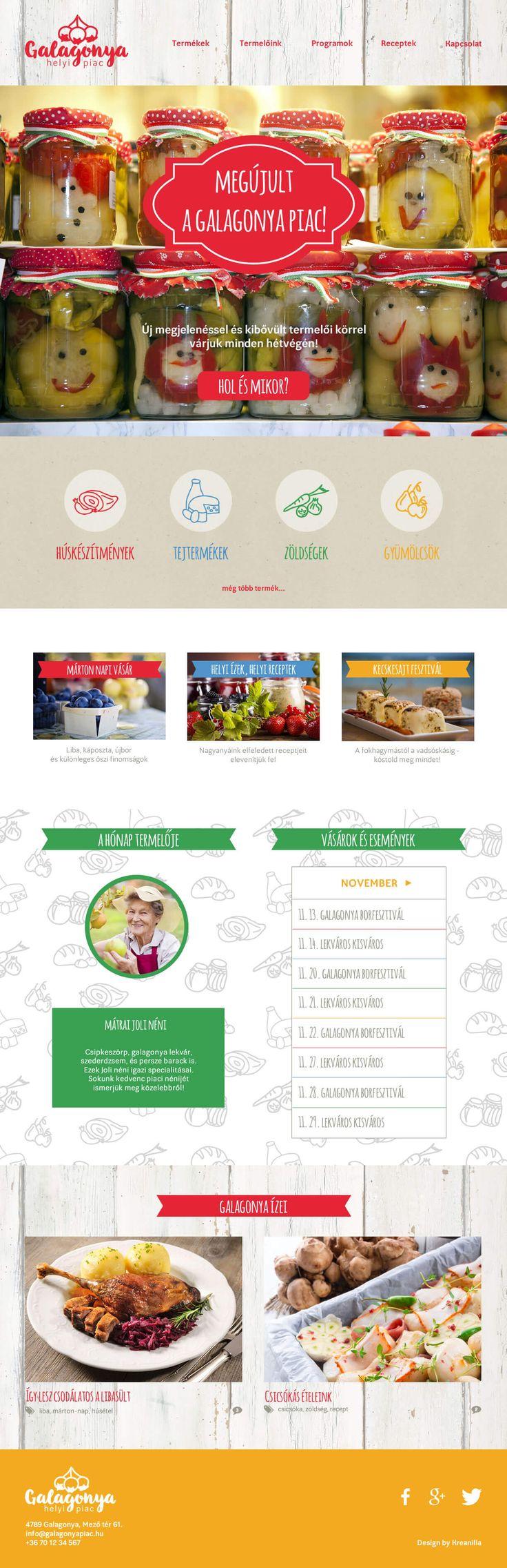 nyertes webdesign tervem :)