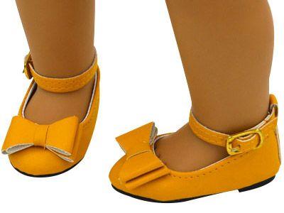 ALIOFERTAS BRASIL Sandália para bonecas de 18 polegadas