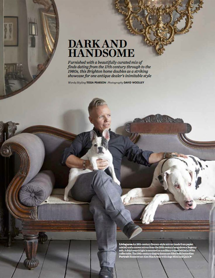 Alex Macarthur - a fabulous interior designer in Brighton
