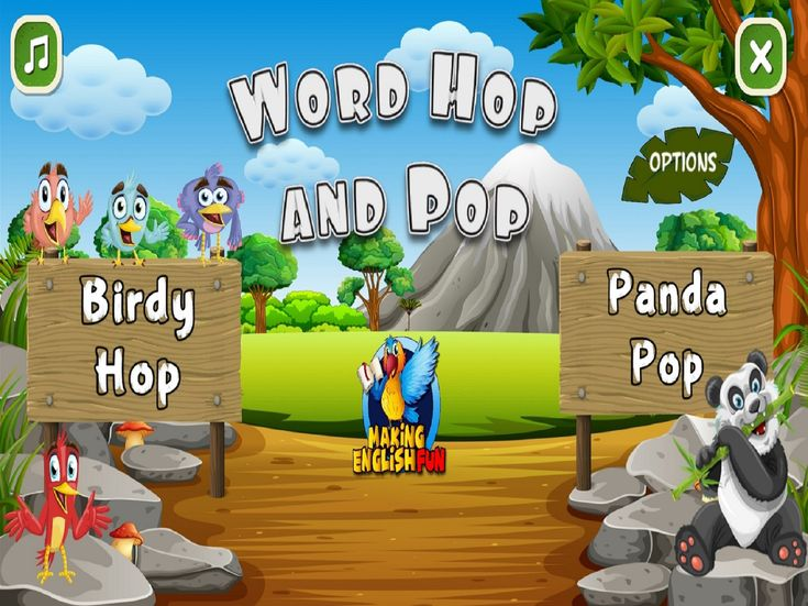 Word Hop And Pop Phonics Games English Fun Syllable Games Phonics online games for kindergarten