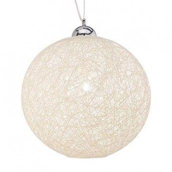 Lampa wisząca z serii Basket - producent Ideal Lux. #Ideal_lux #Basket #włoskie_lampy #italian #lampy_wiszące #nowoczesne_oświetlenie #klosz #lampy_kraków #abanet #abanet_lampy #abanet_kraków