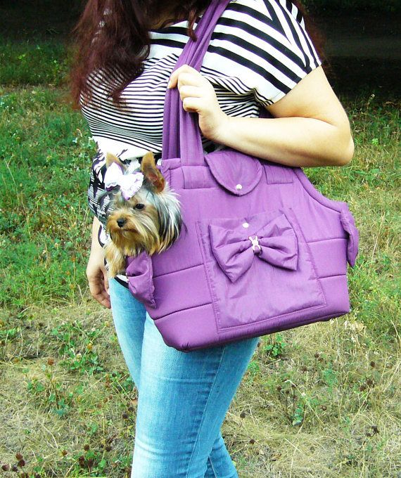 Dog carrier with jacket Pet Carrier small dog carrier dog