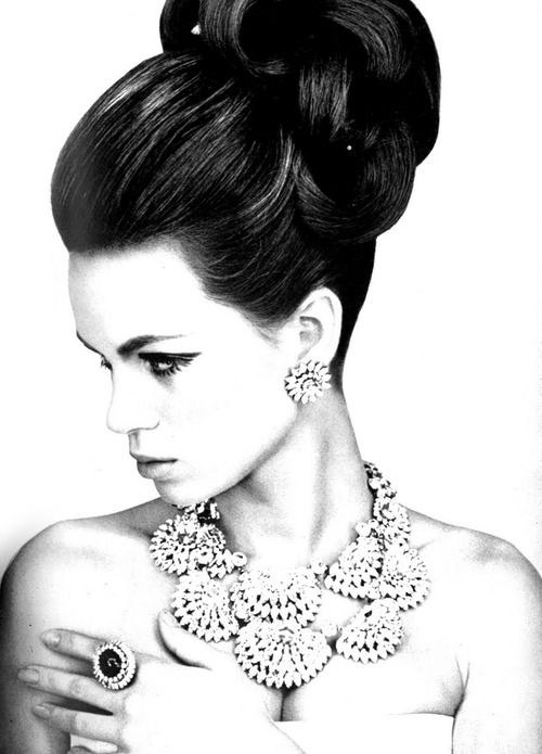 Now that's an updo!