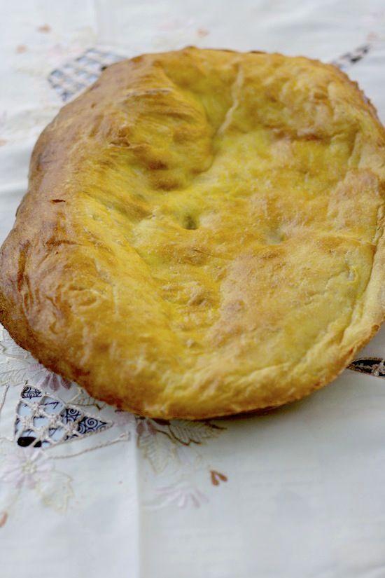 Balaken-Style Tendir Bread
