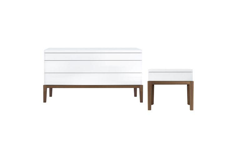 De Ville - nightstand   Design: Stefano Gallizioli