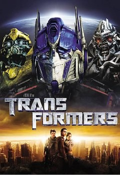 Transformers (DVD)--The Autobots and Decepticons battle each other on Earth for control of the ultimate power source, the Allspark.
