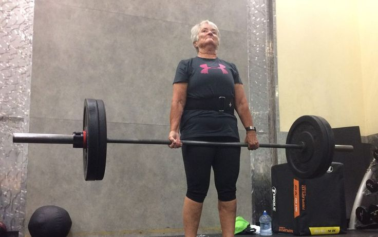 How Dianne Won Her First Deadlift Competition at 71 Years Old http://ift.tt/2AceyGR Dianne Shay a 71-year-old grandmother and retired banker attended her first powerlifting competition in September 2017. She wasnt there to cheer on a friend or one of her children; she was there to do two things: 1) compete and 2) crush it. After the competition I was starving she says. When I told one of the organizers I was leaving to get something to eat she said No I really think you ought to stick…