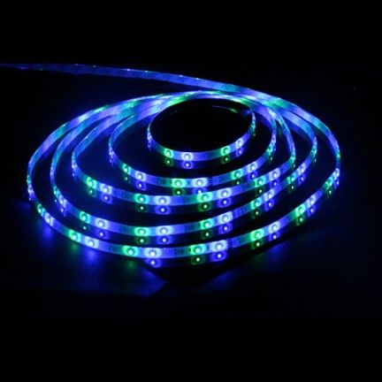 10M RGB Plug and Play - Waterproof - In-line-Controller LED Strip Lighting Kit SMD 3528 - Ideal For Telescopic Flag Poles Picture 5