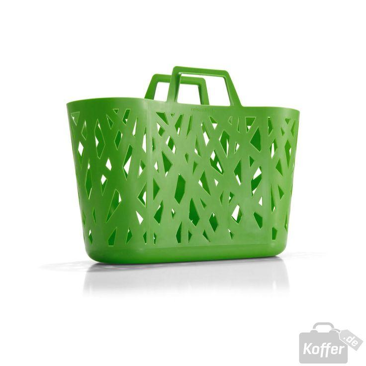 Reisenthel Shopping nestbasket grass green