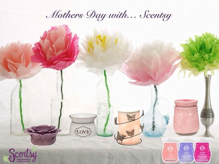 #Scentsy #gorgeous scents #Glorious Scents   #memories #fresh #clean  #mothers day  #mum  #LOVE