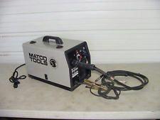 Matco Tools Mig Welding Machine Portable System Mat-MG145 MG 145