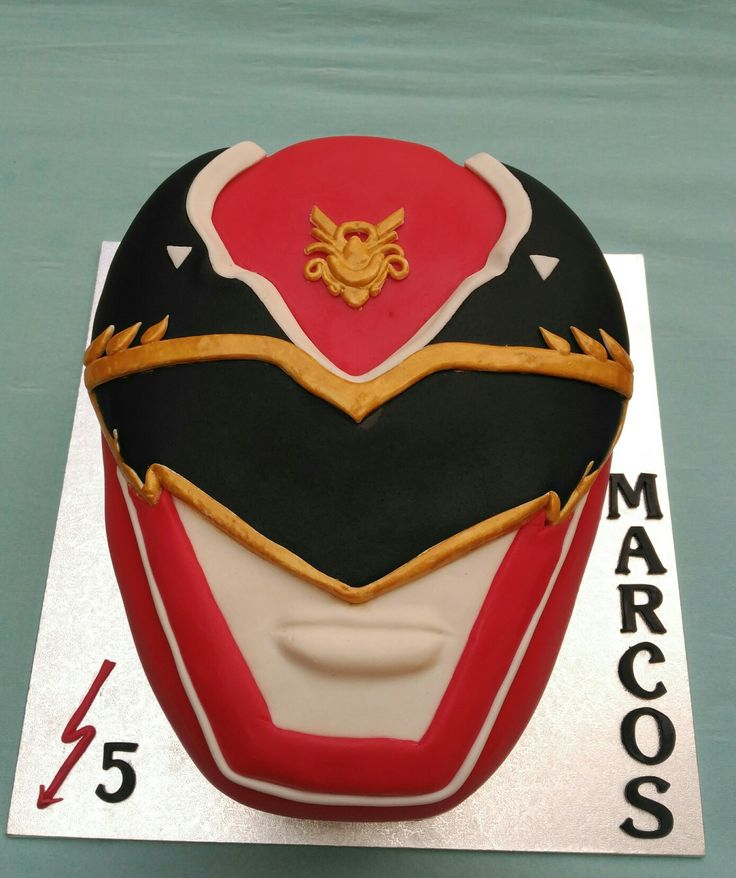 How To Make The Best Power Rangers Cake