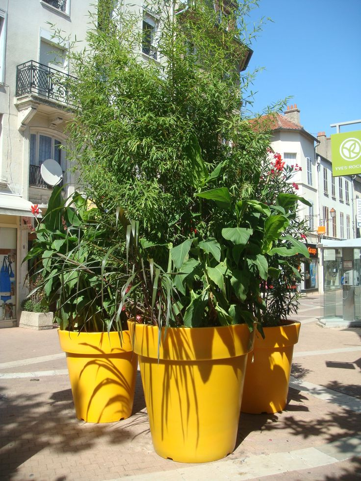 Francja-elegancja | Inspirowani Naturą I french design flower pots for cities atech.pl-eu
