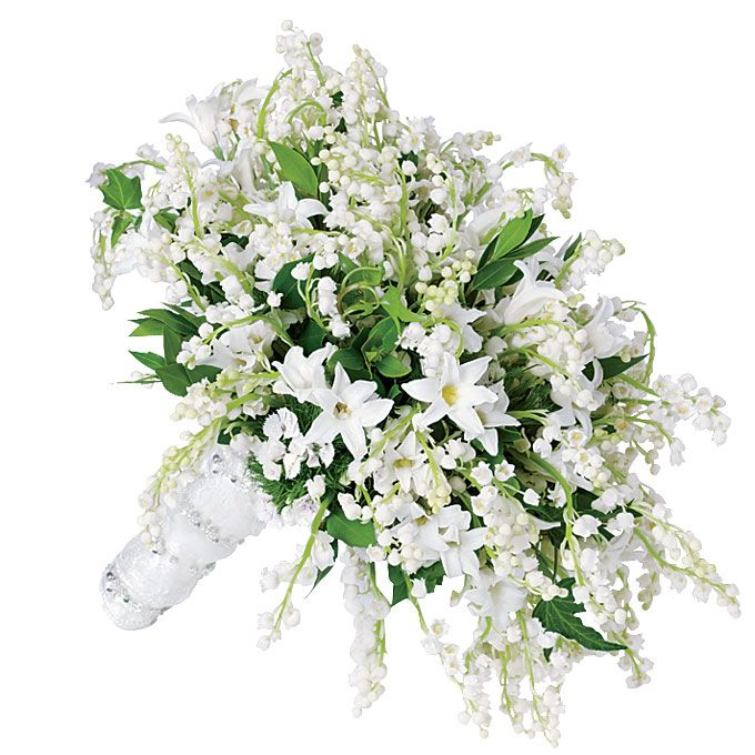 Lily Of The Valley Wedding Flowers: 45 Best Images About Wedding Flowers On Pinterest