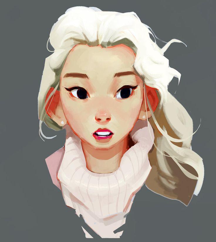 Taeyeon by samuelyounart.deviantart.com on @DeviantArt