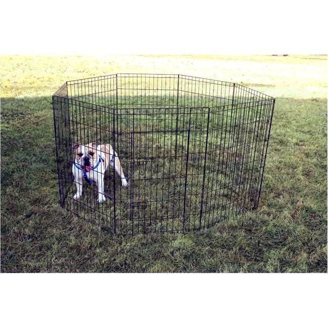 Cozy Dog Fence Kmart Exclusive On Timesdecor Com Dog Enclosures Pet Fence Dog Fence