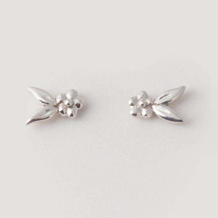 Simple Blossom Earrings