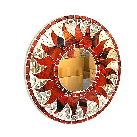 mosaic sun mirror - Google Search