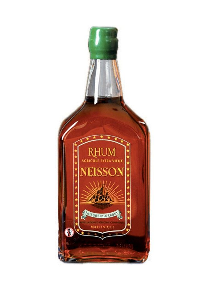 Rhum NEISSON Extra Vieux 45% - Maison du Whisky
