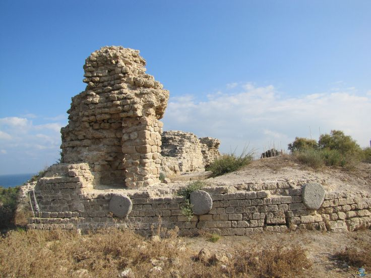 https://flic.kr/p/PEBTDj | Ashkelon National Park | Ashkelon National Park is an Israeli national park along the shore of the Mediterranean sea southwest of the city of Ashkelon. The national park is situated in the heart of ancient Ashkelon. It is surrounded by a wall built in the mid-12th century by the Fatimid Caliphate. The wall was originally 2,200 meters in length, 50 meters in width and 15 meters in height. The remains of the wall are located in the eastern and southern parts of the…