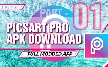 Latest PicsArt Pro Apk Free Download Mod app, Picsart, App