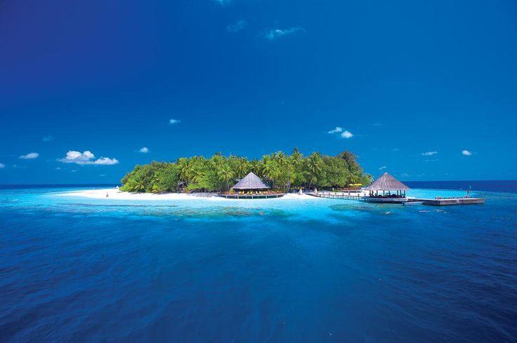 Hotel Angsana Ihuru - Maldives