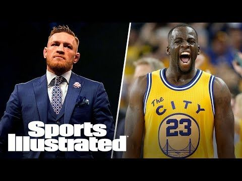 Did Conor McGregor's Trolling Of Warriors' Draymond Green Go Too Far? | SI NOW | Sports Illustrated