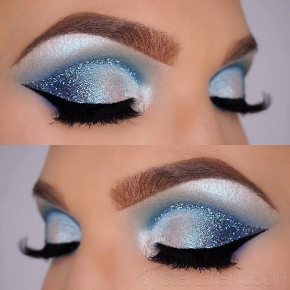 Get Skin To Be Envied With These Tips Frozen Makeup Ice Queen
