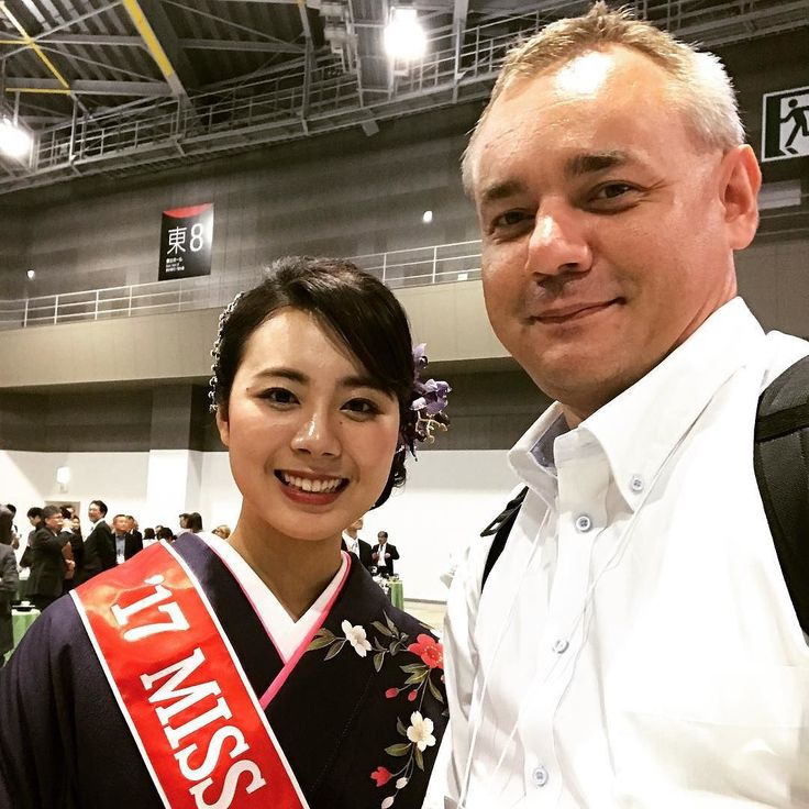Мистер и мисс Джапан 2017 на выставке Джапан Туризм Экспо в Токио. Добро пожаловать в Японию - Алексей Чекаев и команда Мидокоро приглашают!