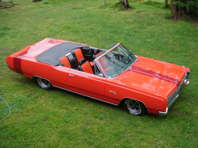 1967 Plymouth Sports Fury III Classic Car For Sale  Cars For Sale