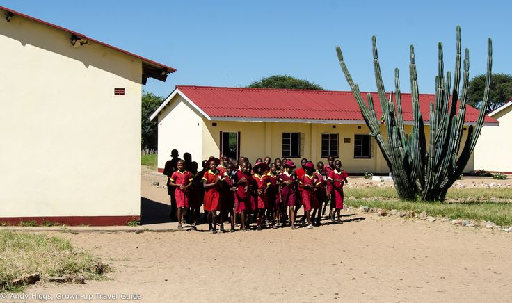 The positive impact of tourism - visiting Imvelo's social projects in Zimbabwe