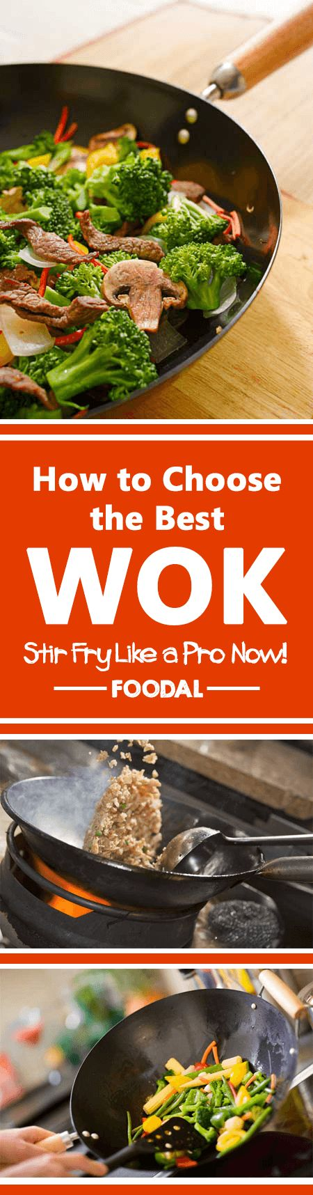 If you love the flavour and ease of stir fry's, using a wok will allow for the fast frying that is necessary. However, there are many models to choose from. Read Foodal's guide to help make that choice easier! http://foodal.com/kitchen/pots-pots-skillets-guides-reviews/guides/how-to-choose-the-best-wok/