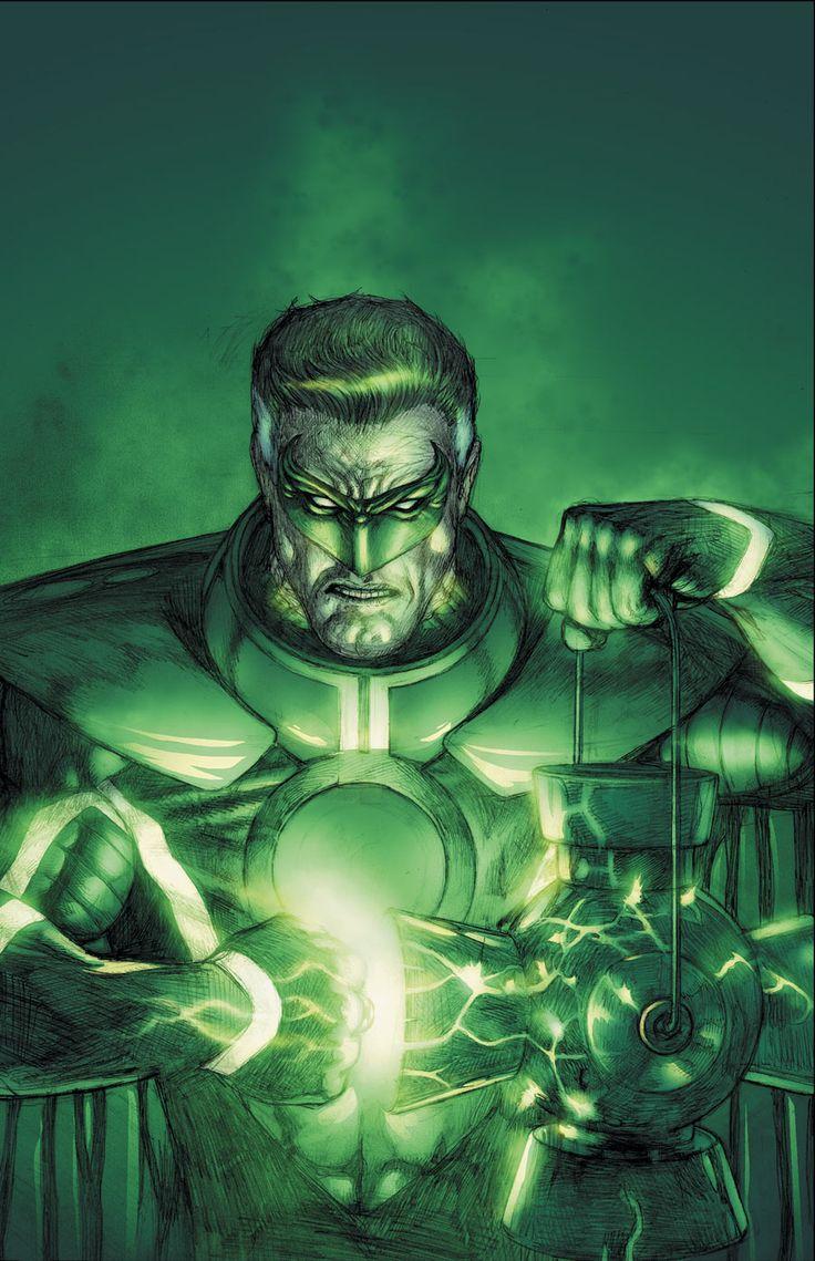 Green Lantern - Recharge!: Green Lantern, Jim Lee, Lantern Corp, Dc Comics, Comic Book, Superheroes, Green Lanterns