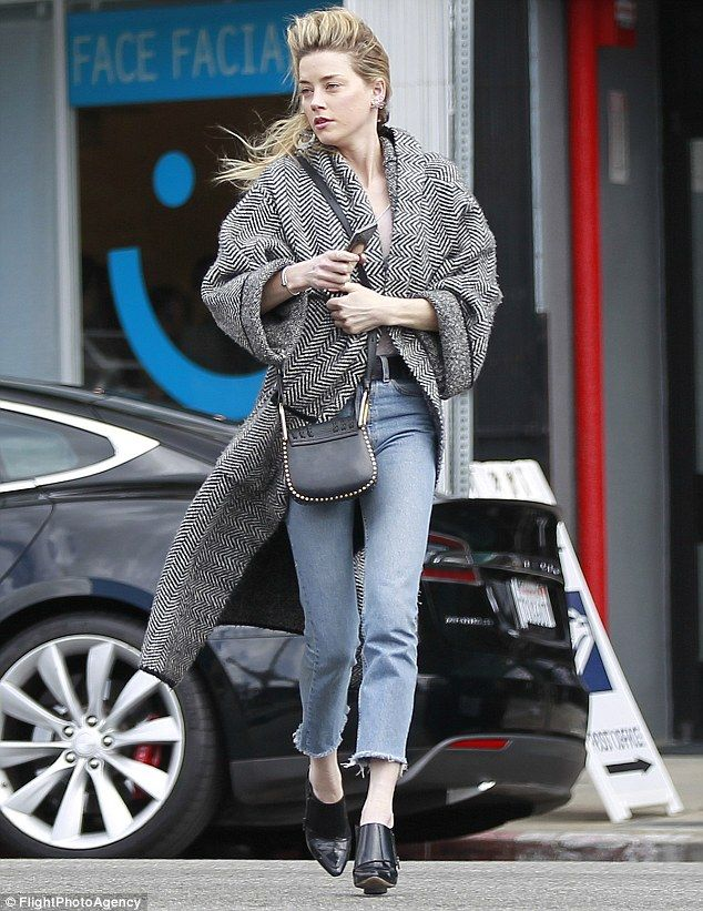 Accessorize in style like Amber with a Chloe handbag. Click  Visit  to buy  now.  amberheard  chloe  accessories  DailyMail 6534d4029ae8