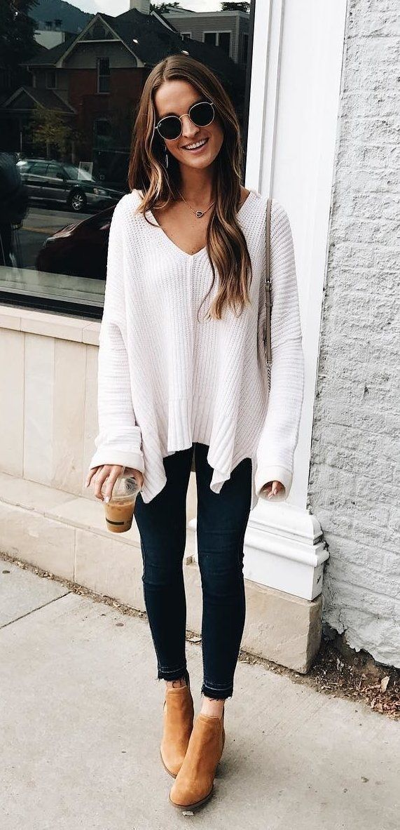 15ee3a84be1b Casual everyday winter outfit ideas style blogger | FALL / WINTER ...