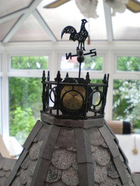 Clock Tower - Garfield - Victoria Villa - June 09 - Gallery - The Greenleaf Miniature Community