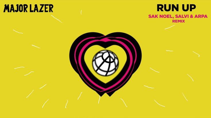 Major Lazer – Run Up (feat. PARTYNEXTDOOR & Nicki Minaj) [Sak Noel, Salvi & Arpa Remix)