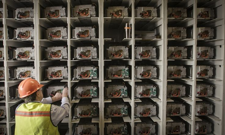 Solar power at Yellowstone's Lamar Buffalo Ranch campus is stored in used hybrid batteries recovered from Toyota dealers. Here's how it happened