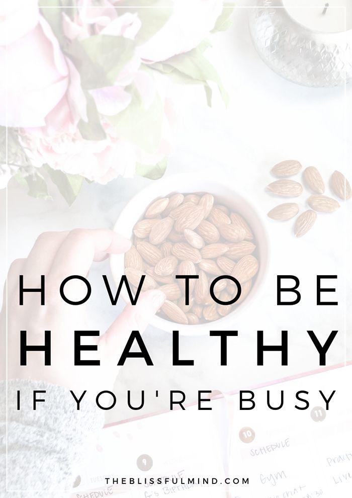Das Gleichgewicht zu finden, wenn Sie beschäftigt sind, ist nicht einfach, aber es ist immer noch wichtig, …   – Self-Care Tips