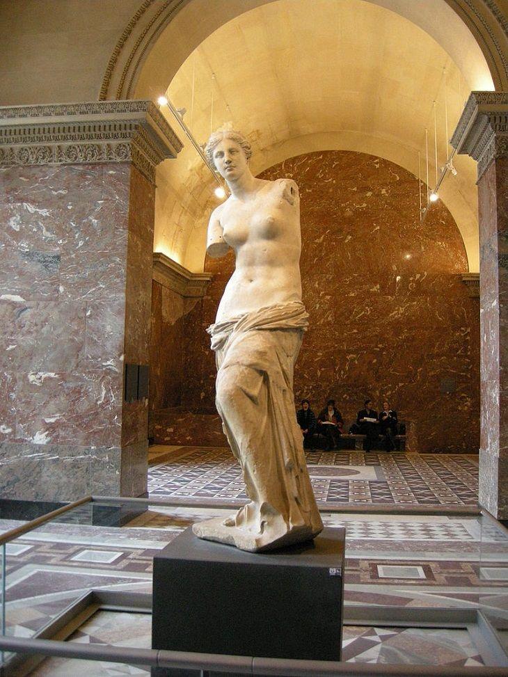 Museu Louvre Venus De Milo