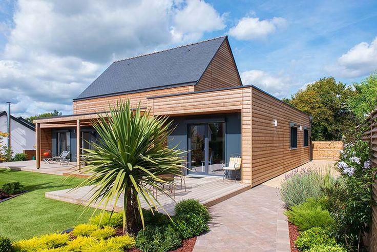 Maison booa prix m2 finest affordable prix maison booa for Cout maison ossature bois au m2
