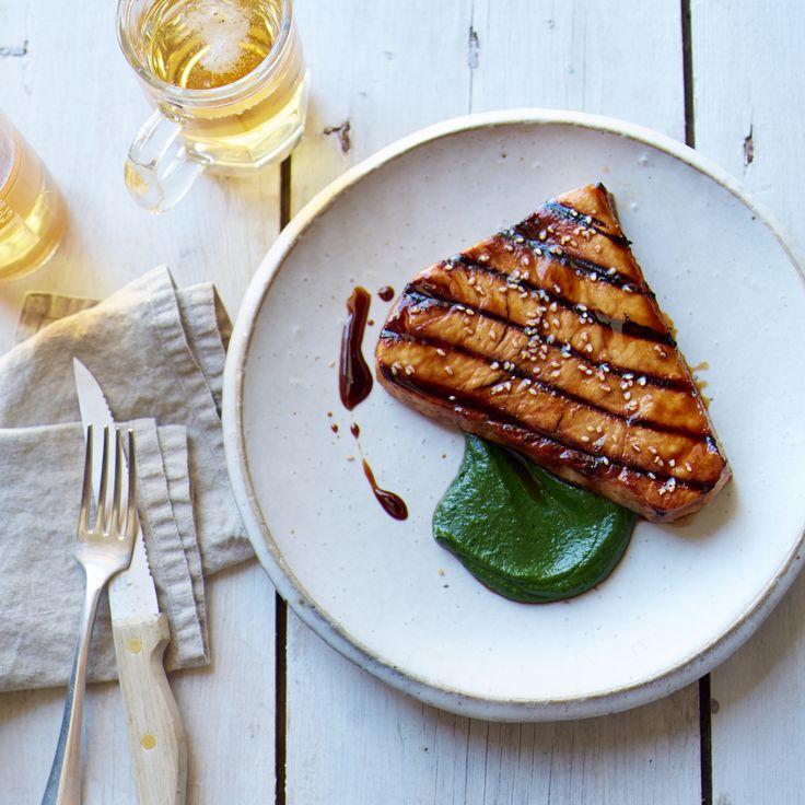 ... on Pinterest | Swordfish Steak, Swordfish Recipes and Sea Bass