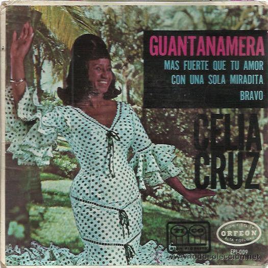 Celia Cruz - Guantanamera (Vinyl) at Discogs 1967
