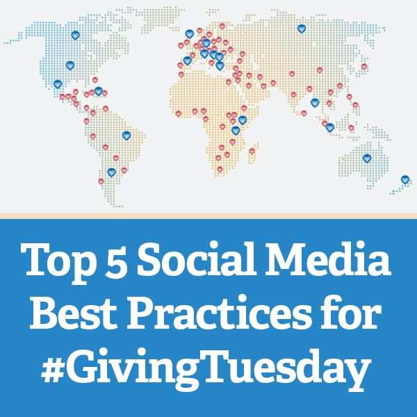 Now entering its sixth year, #GivingTuesday is a global day of giving fueled by the power of social media.