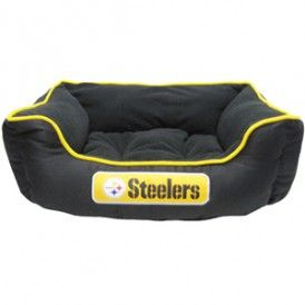 Pittsburgh Steelers NFL Cuddle Bed